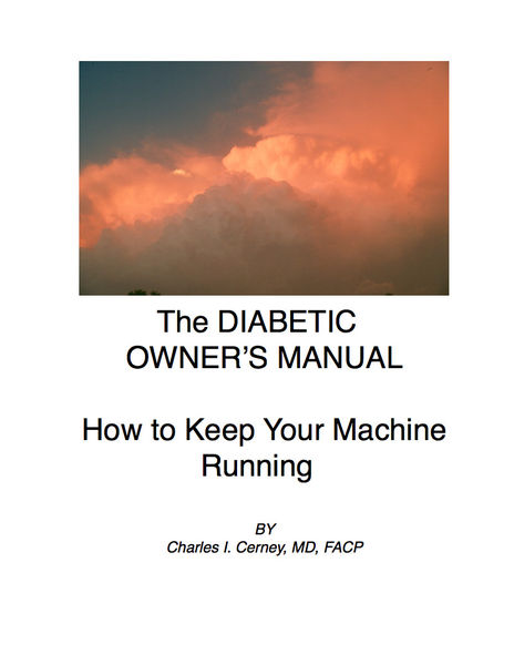 The Diabetic Owners Manual