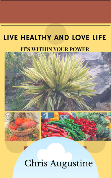 Live Healthy & Love Life It's Within Your Power