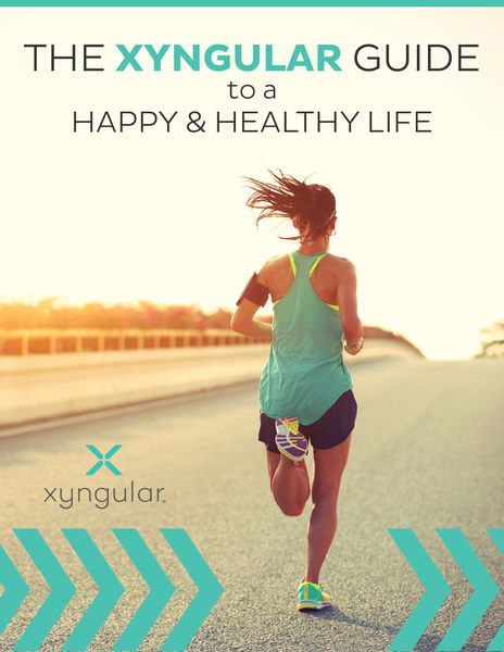 The Xyngular Guide to a Happy & Healthy Life
