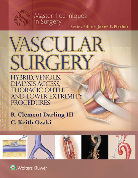 Vascular Surgery: Hybrid, Venous, Dialysis Access, Thoracic Outlet, and Lower Extremeity Procedures