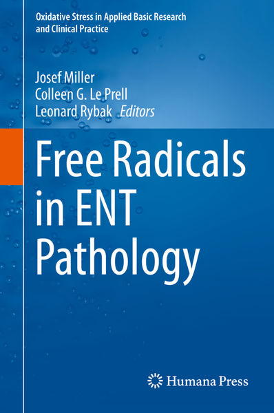 Free Radicals in ENT Pathology
