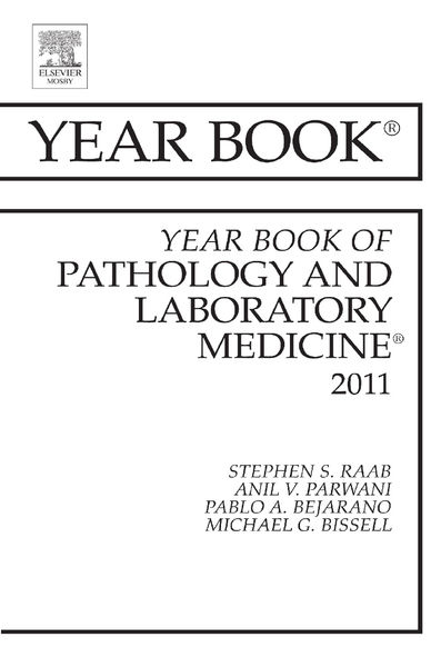 Year Book of Pathology and Laboratory Medicine 2011 - E-Book