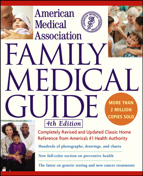 American Medical Association, Family Medical Guide