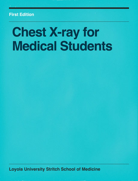 Chest X-Ray for Medical Students