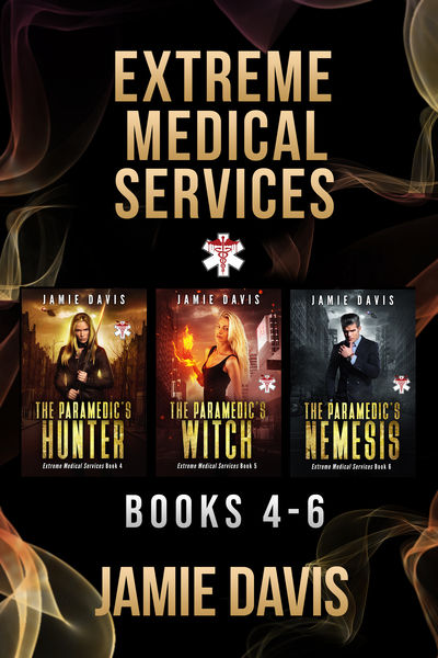 Extreme Medical Services Box Set Vol 4-6
