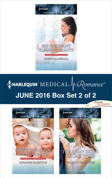 Harlequin Medical Romance June 2016 - Box Set 2 of 2