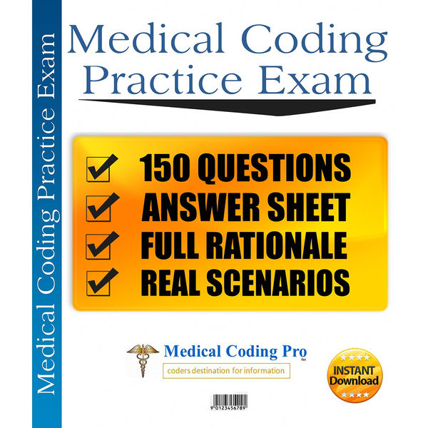 Medical Coding CPC Practice Exam #1