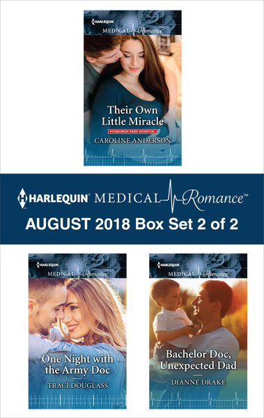 Harlequin Medical Romance August 2018 - Box Set 2 of 2