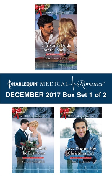 Harlequin Medical Romance December 2017 - Box Set 1 of 2