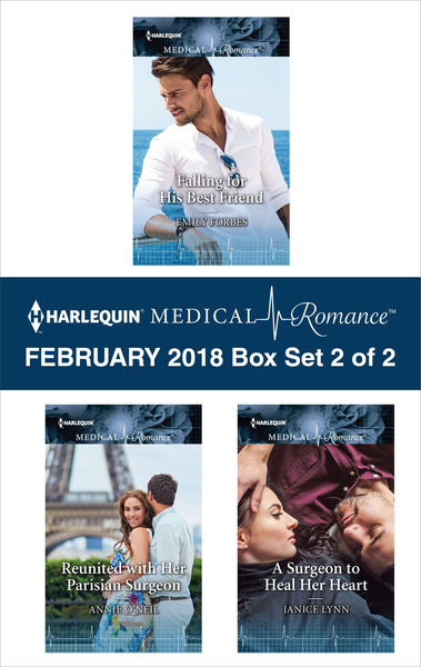 Harlequin Medical Romance February 2018 - Box Set 2 of 2