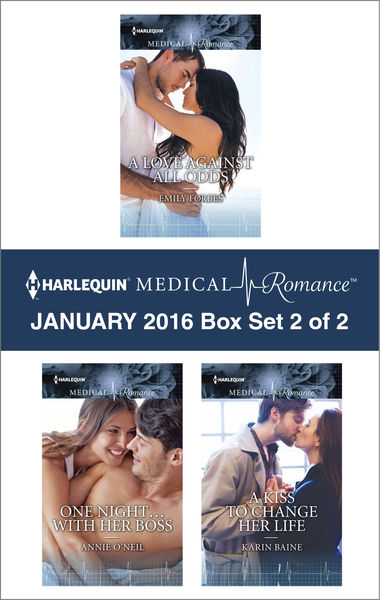 Harlequin Medical Romance January 2016 - Box Set 2 of 2