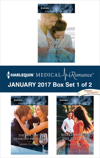 Harlequin Medical Romance January 2017 - Box Set 1 of 2