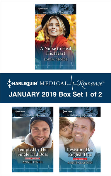 Harlequin Medical Romance January 2019 - Box Set 1 of 2