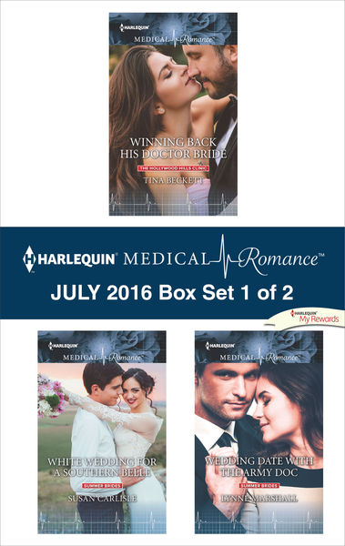 Harlequin Medical Romance July 2016 - Box Set 1 of 2