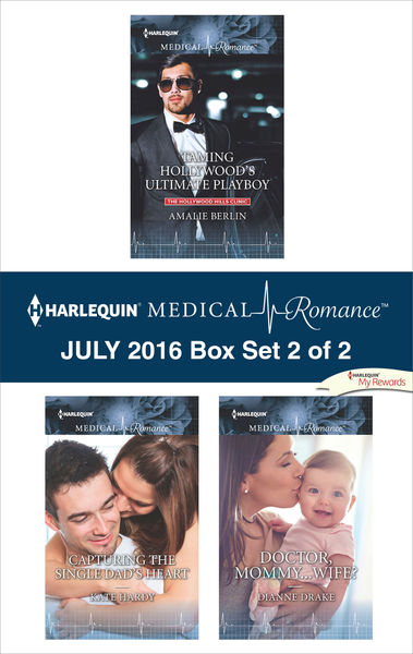 Harlequin Medical Romance July 2016 - Box Set 2 of 2