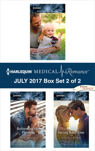 Harlequin Medical Romance July 2017 - Box Set 2 of 2