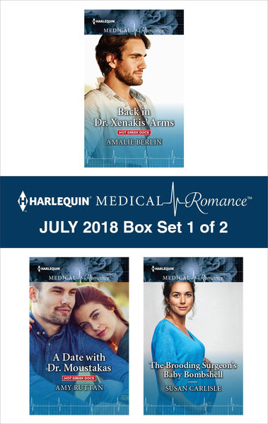 Harlequin Medical Romance July 2018 - Box Set 1 of 2