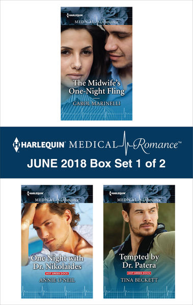 Harlequin Medical Romance June 2018 - Box Set 1 of 2