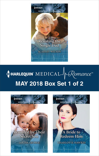 Harlequin Medical Romance May 2018 - Box Set 1 of 2