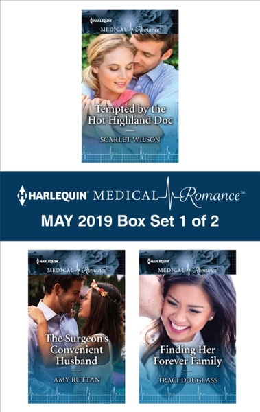 Harlequin Medical Romance May 2019 - Box Set 1 of 2