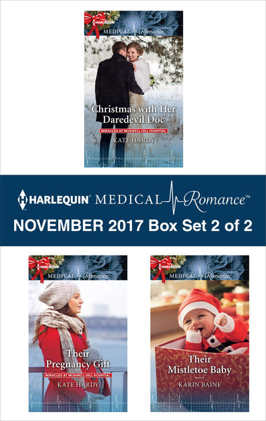 Harlequin Medical Romance November 2017 - Box Set 2 of 2