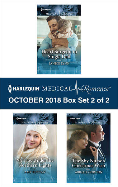 Harlequin Medical Romance October 2018 - Box Set 2 of 2