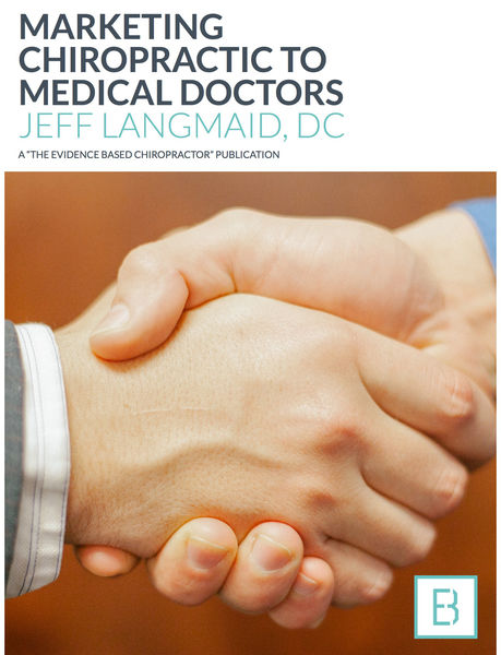 Marketing Chiropractic to Medical Doctors