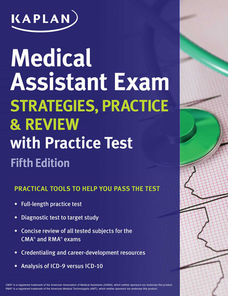 Medical Assistant Exam Strategies, Practice & Review with Practice Test