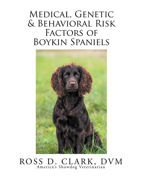 Medical, Genetic & Behavioral Risk Factors of Boykin Spaniels