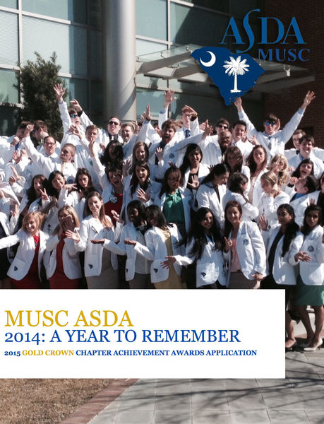 MUSC ASDA 2014 - A Year to Remember