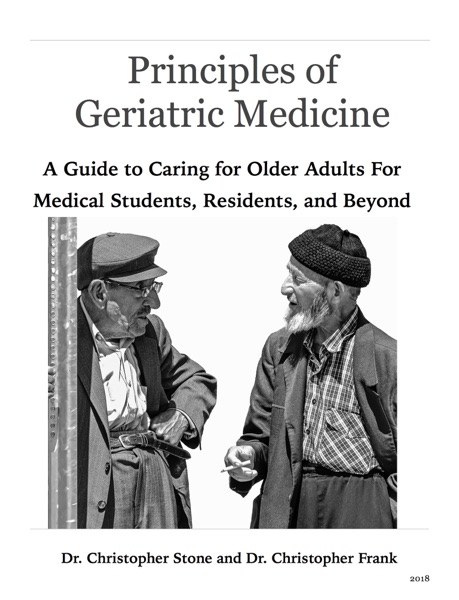 Principles of Geriatric Medicine