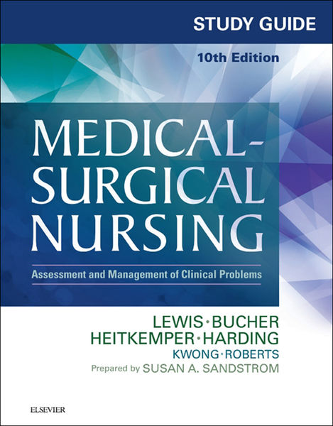 Study Guide for Medical-Surgical Nursing - E-Book