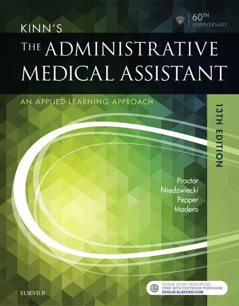Kinn's The Administrative Medical Assistant E-Book