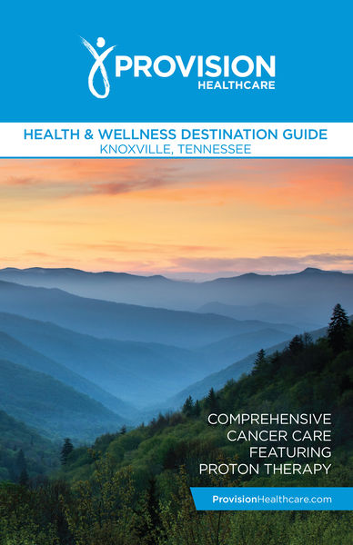 Provision Healthcare  Health & Wellness Destination Guide Knoxville, Tennessee