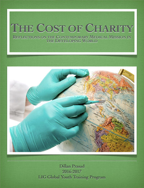 The Cost of Charity