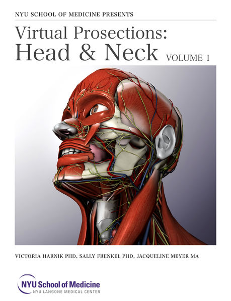 Virtual Prosections: Head & Neck Volume 1