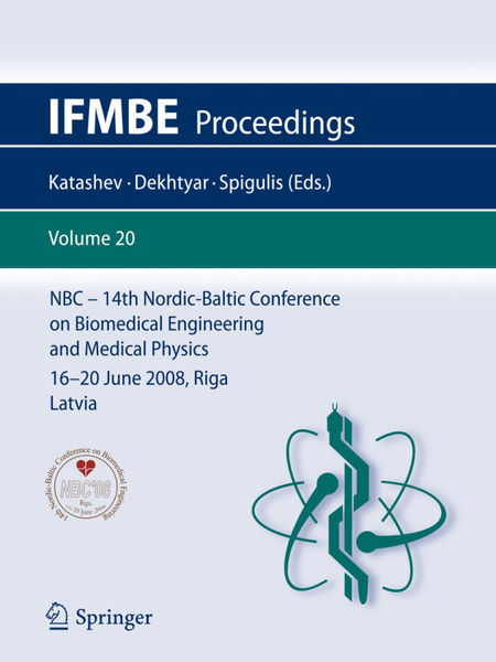 14th Nordic-Baltic Conference on Biomedical Engineering and Medical Physics
