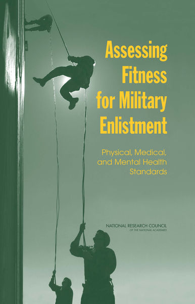 Assessing Fitness for Military Enlistment