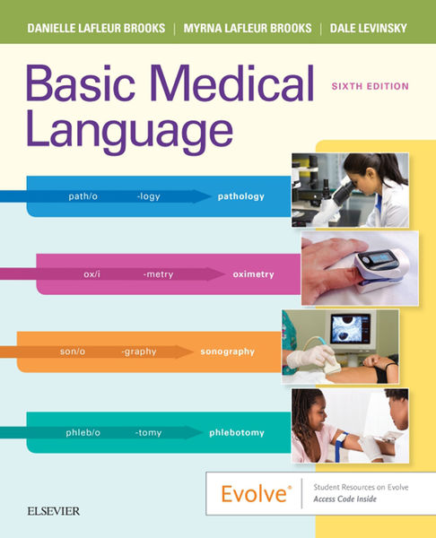 Basic Medical Language with Flash Cards E-Book