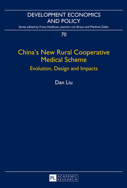 China's New Rural Cooperative Medical Scheme