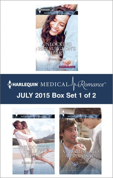 Harlequin Medical Romance July 2015 - Box Set 1 of 2