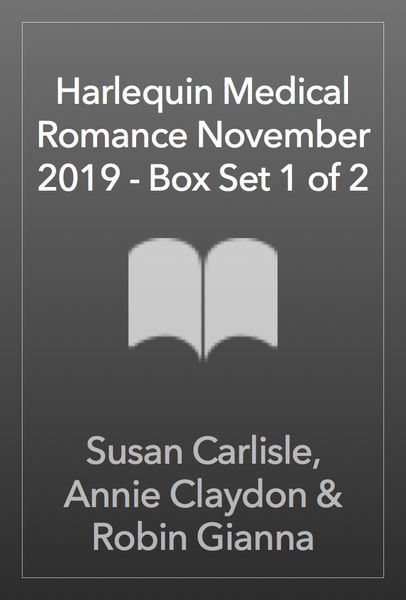 Harlequin Medical Romance November 2019 - Box Set 1 of 2