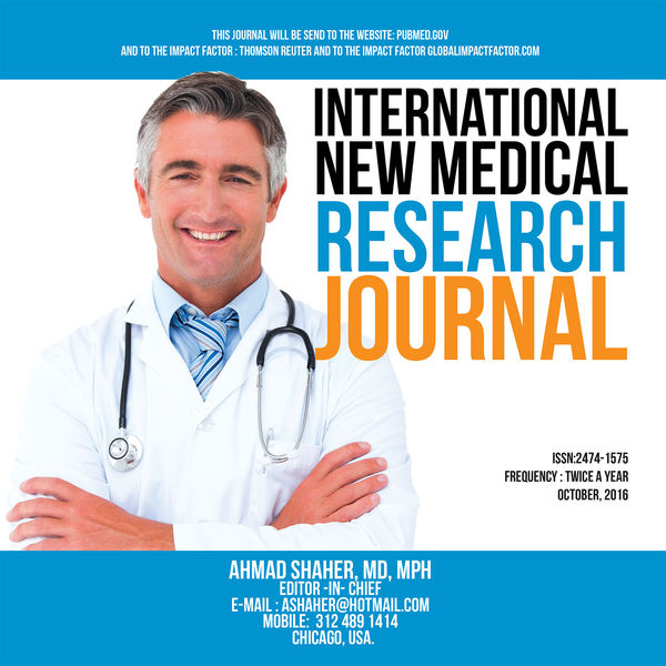 International New Medical Research Journal