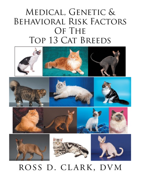 Medical, Genetic & Behavioral Risk Factors of the Top 13 Cat Breeds
