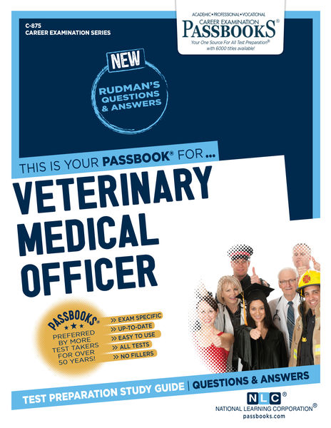 Veterinary Medical Officer