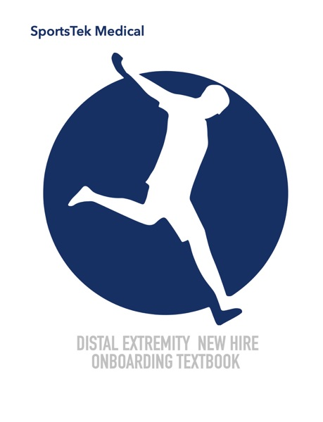 Distal Extremity  New Hire Onboarding Textbook