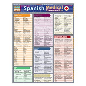 Spanish Medical Conversation (Quick Study Academic)