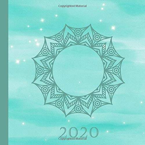 2020 Planner & Adult Coloring Book (US Edition): The Year My Dreams Become My