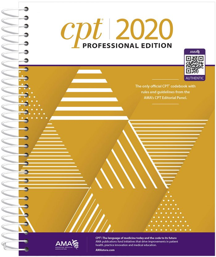 CPT Professional 2020 (CPT / Current Procedural Terminology (Professional
