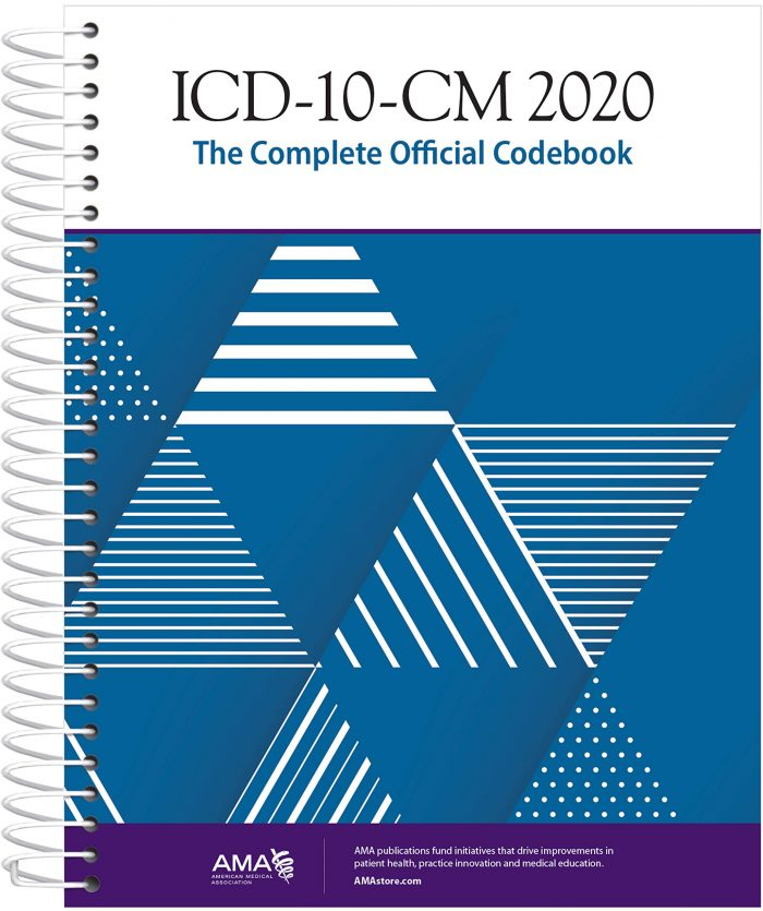 ICD-10-CM 2020 the Complete Official Codebook (ICD-10-CM the Complete Official